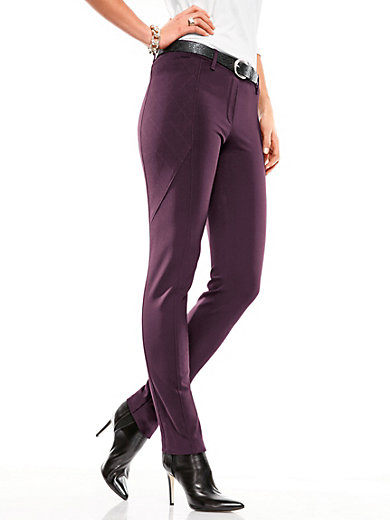 Peter Hahn - Ankle-length leggings