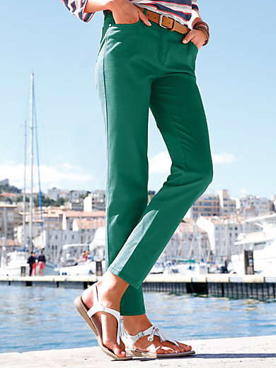Peter Hahn - Ankle-length trousers