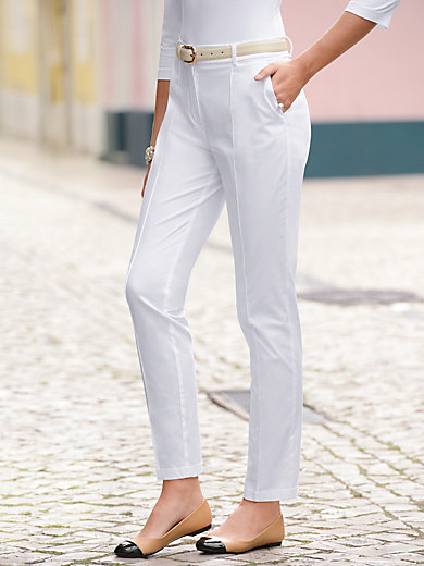 Peter Hahn - Ankle length trousers