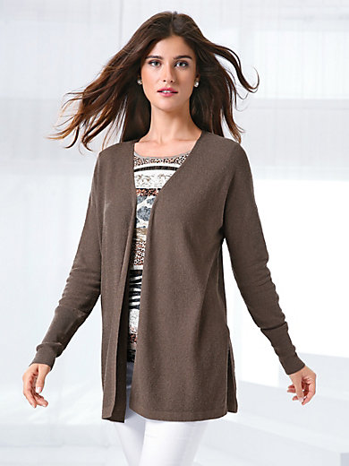Peter Hahn - Cardigan in oversized style