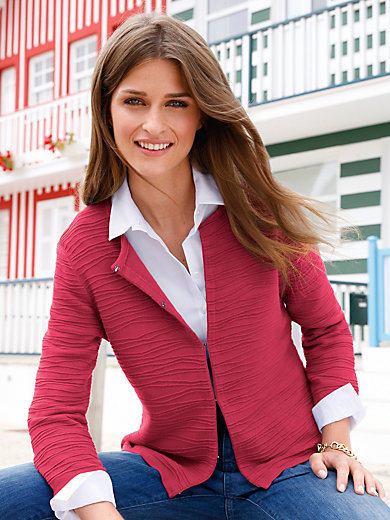 Peter Hahn - Cardigan with 3/4-length sleeves