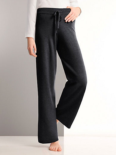 Peter Hahn Cashmere - Casual trousers 100% cashmere