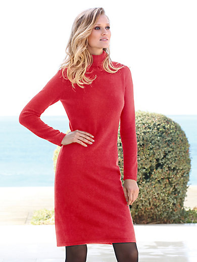 Peter Hahn Cashmere - Dress in 100% cashmere