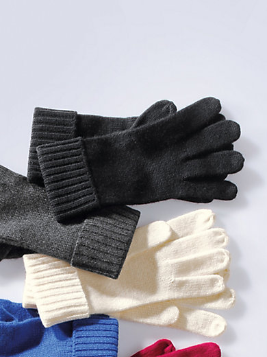 Peter Hahn Cashmere - Gloves in 100% cashmere