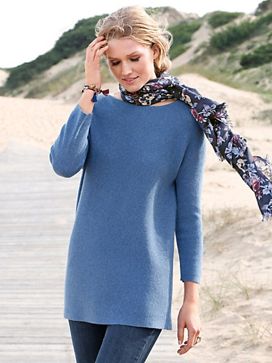 Peter Hahn Cashmere - Jumper in 100% cashmere