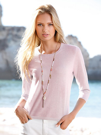 Peter Hahn Cashmere - Pullover made from 100% cashmere