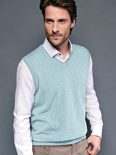 Peter Hahn Cashmere - Tank top in 100% cashmere - Design PETER