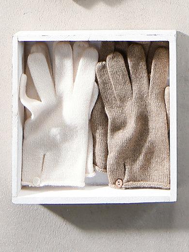 Peter Hahn - Gloves in 100% cashmere