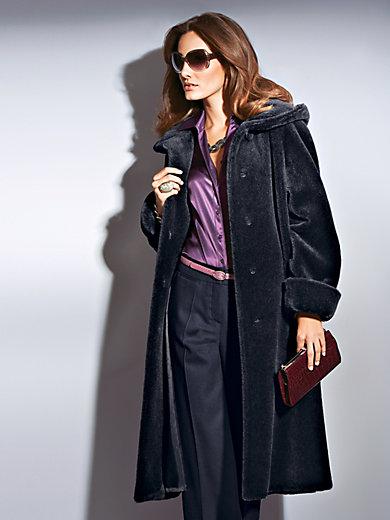 Peter Hahn - Hooded coat