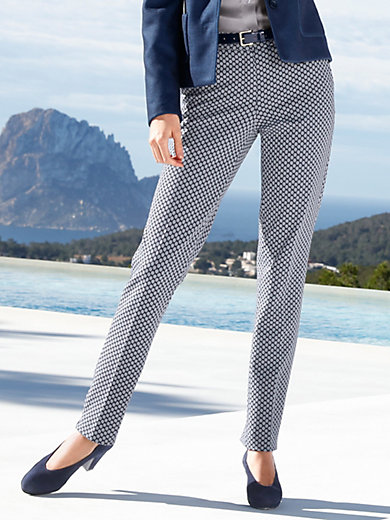 Peter Hahn - Jersey trousers