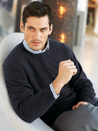 Peter Hahn - Jumper in 100% cashmere