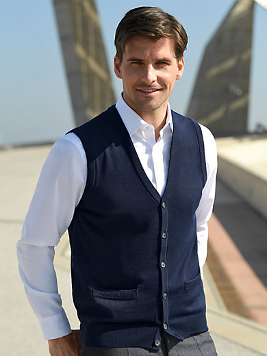 Peter Hahn - Knitted gilet