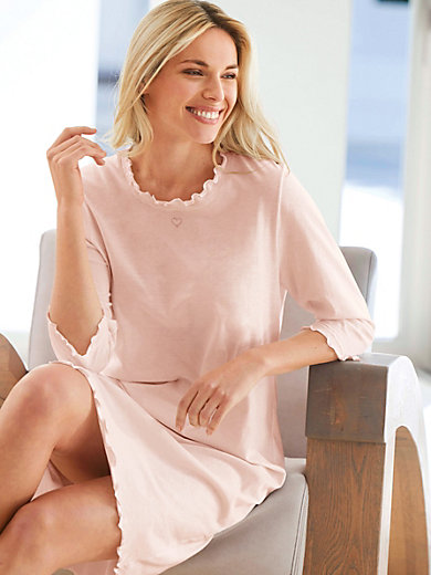 Peter Hahn - Nightdress with 3/4-length sleeves