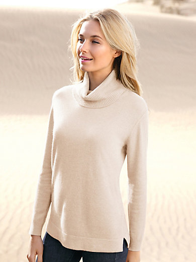 Peter Hahn - Polo neck jumper - Design TAMARA