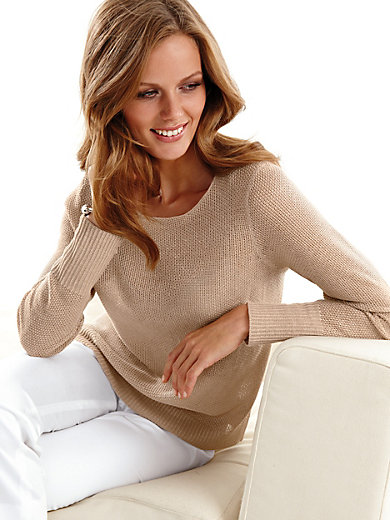 Peter Hahn - Pure linen summer pullover