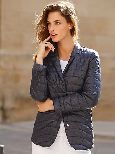 Peter Hahn - Quilted blazer