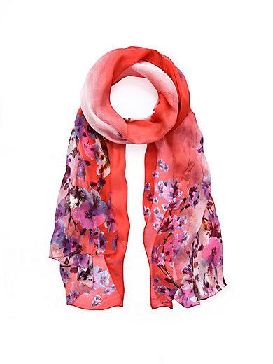 Peter Hahn - Silk chiffon scarf