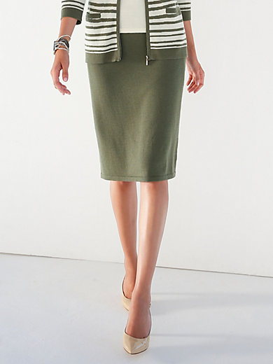 Peter Hahn - Skirt in 100% new milled wool