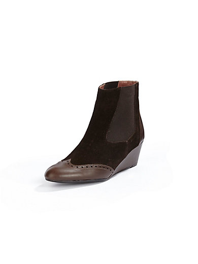 Peter Hahn - Slip-on ankle boots