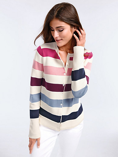 Peter Hahn - Striped cardigan