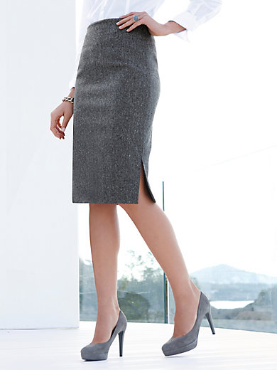 Peter Hahn - Tweed skirt
