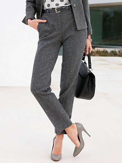Peter Hahn - Tweed trousers