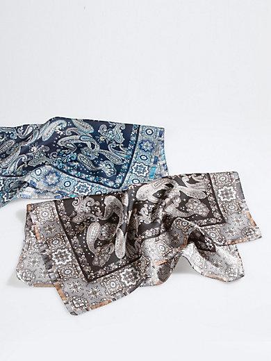 Peter Hahn - Velour scarf