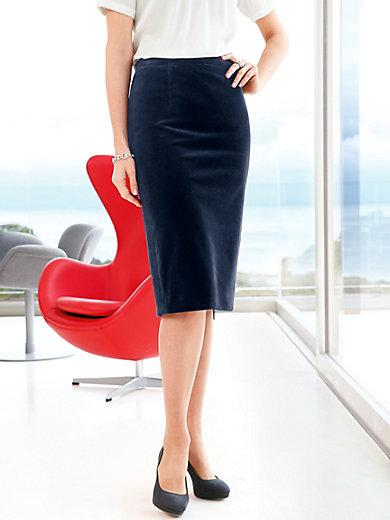 Peter Hahn - Velvet skirt