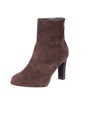 Peter Kaiser - Velvety kidskin suede ankle boots