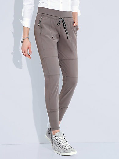 Raffaello Rossi - Jersey pull-on 7/8-trousers - design CANDY