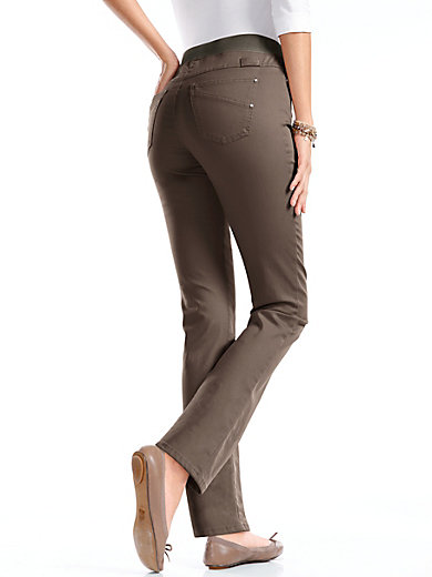 "Raphaela by Brax - ""ComfortPlus"" pull-on jeans - Design CARINA"