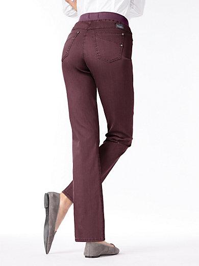 "Raphaela by Brax - ""ProForm Slim"" pull-on jeans - Design PAMINA"