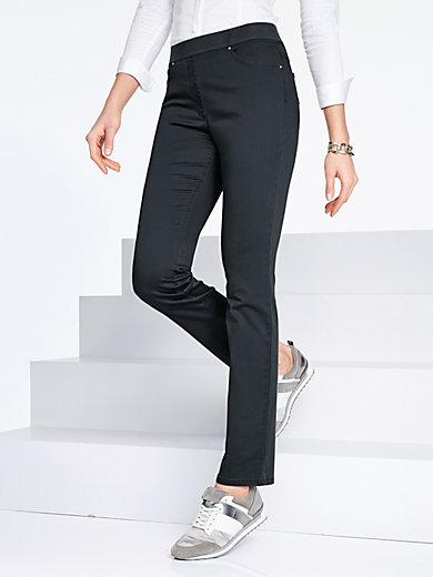 "Raphaela by Brax - ""ProForm Slim"" pull-on trousers - Design PAMINA"