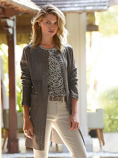 Riani - Leather coat