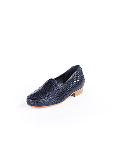 Scarpio - Plaited loafers