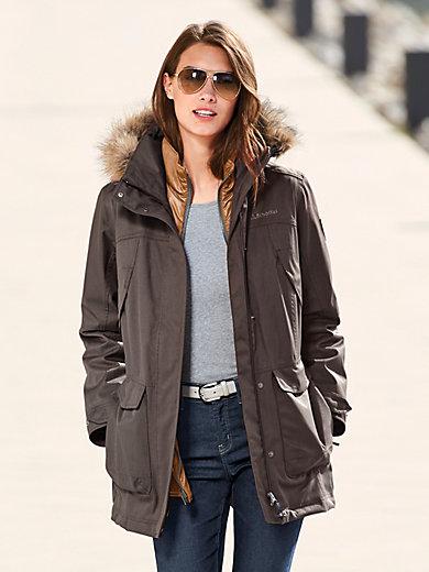 Schöffel - Double VENTURI long jacket - Design GENOVA