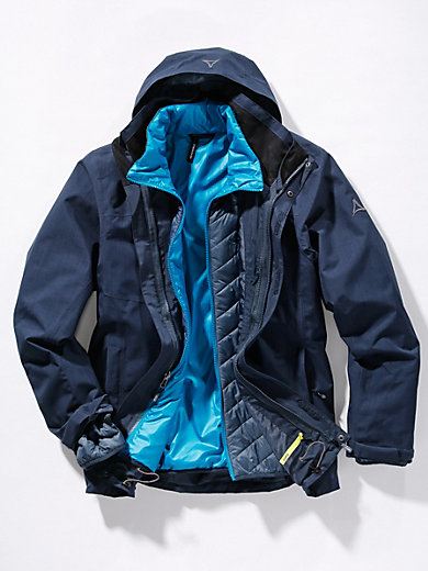 Schöffel - Zip-in outer jacket with a VENTURI finish