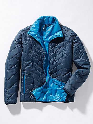 Schöffel - Zip-in reversible quilted jacket