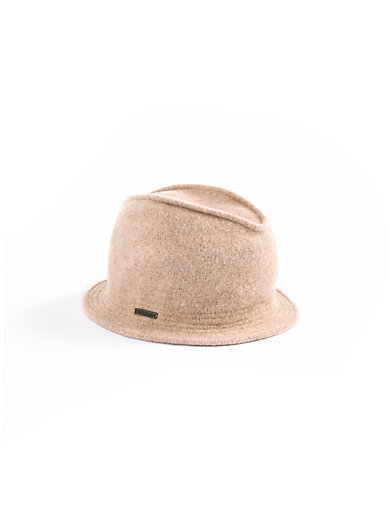 Seeberger - Milled wool hat