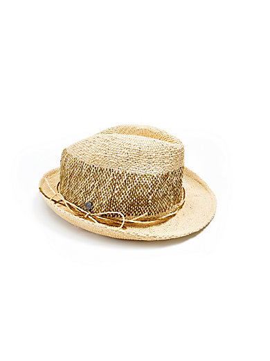 Seeberger - Straw hat