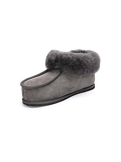 Shepherd - Lambskin slippers