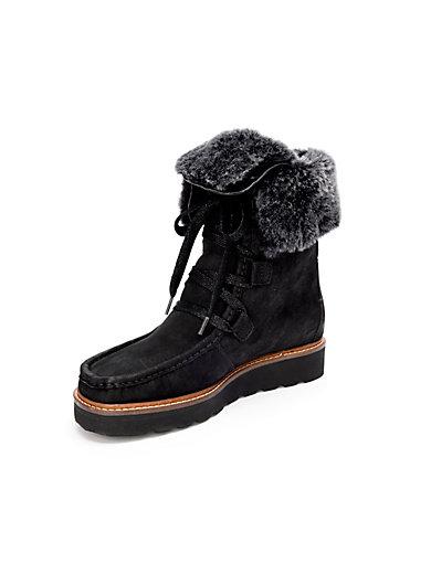 "Sioux - Lace-up ankle boots ""Grashopper"""