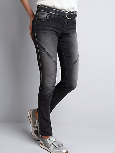 Sportalm Kitzbühel - Cool, casual jeans with a glitter finish