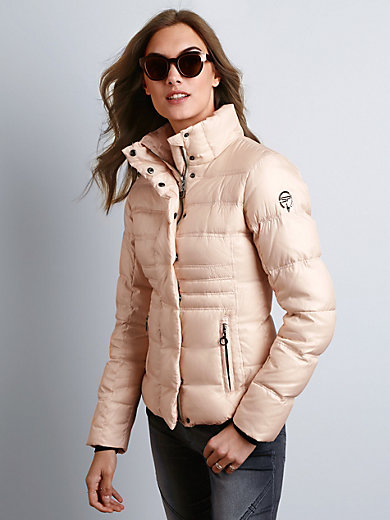 Sportalm Kitzbühel - Quilted down jacket with functional features
