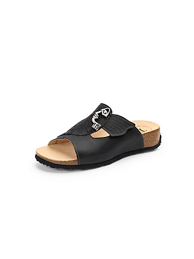 Think! - Kidskin nappa mules