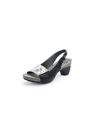 Think! - Kidskin nappa platform sandals
