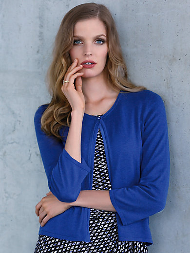 Uta Raasch - Cardigan with 3/4-length sleeves