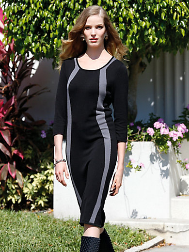 Uta Raasch - Knitted dress with 3/4-length sleeves