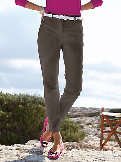 Vanilia - 7/8-length trousers - design MANDY