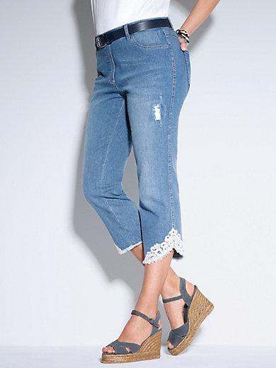 Via Appia Due - 3/4-length jeans